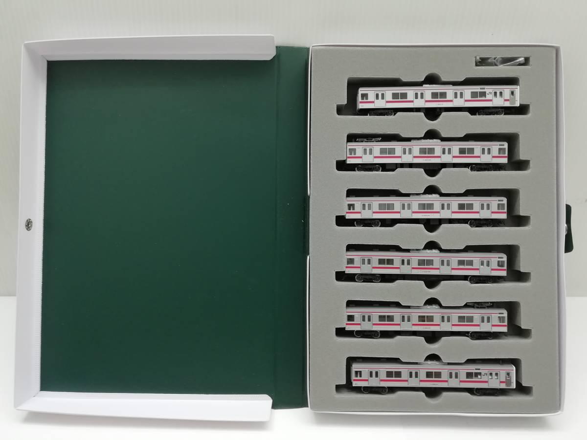 KATO 10-404 205系 京葉線色6両基本セット  本文に詳細画像掲載_画像2