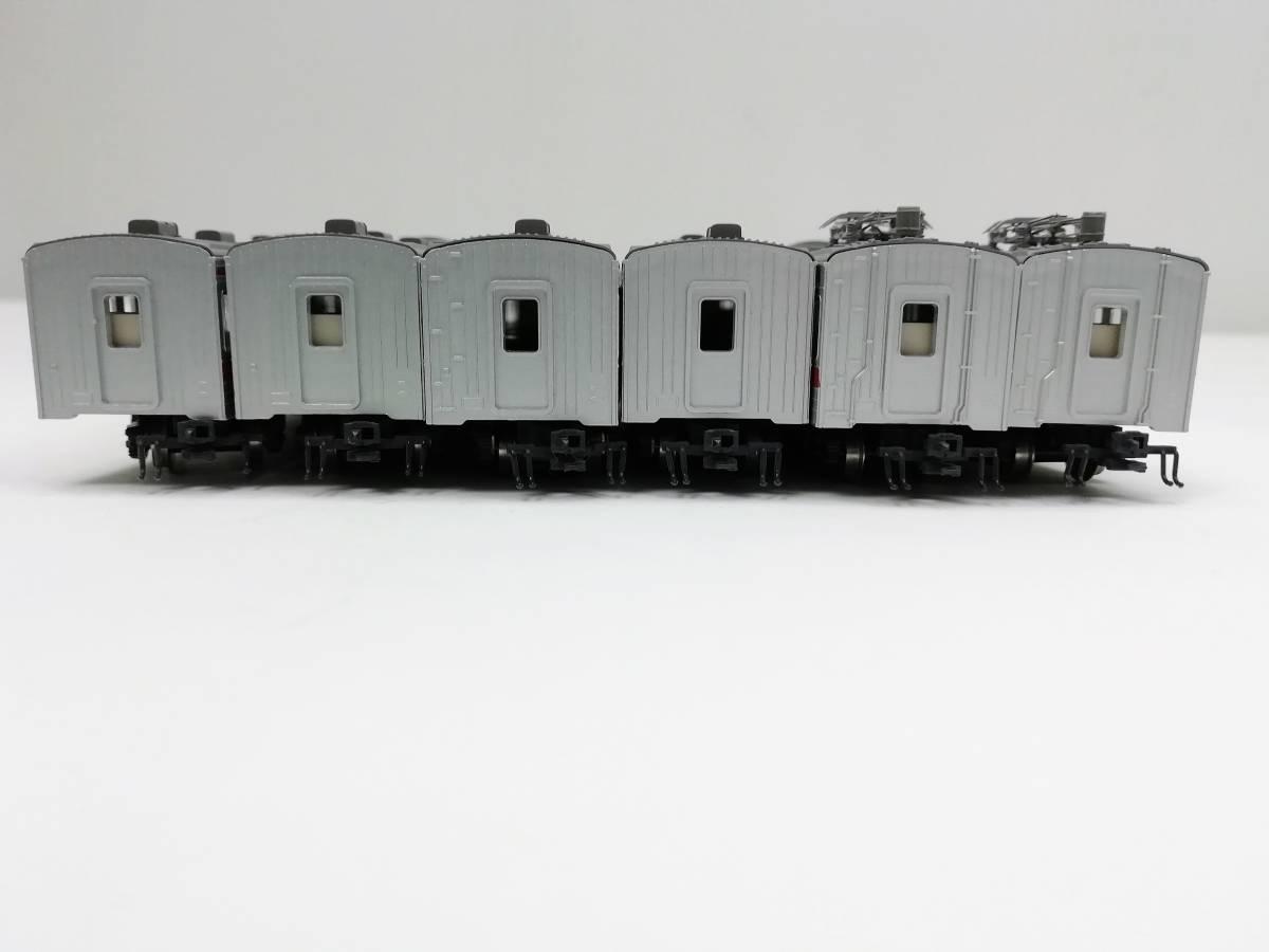 KATO 10-404 205系 京葉線色6両基本セット  本文に詳細画像掲載_画像4