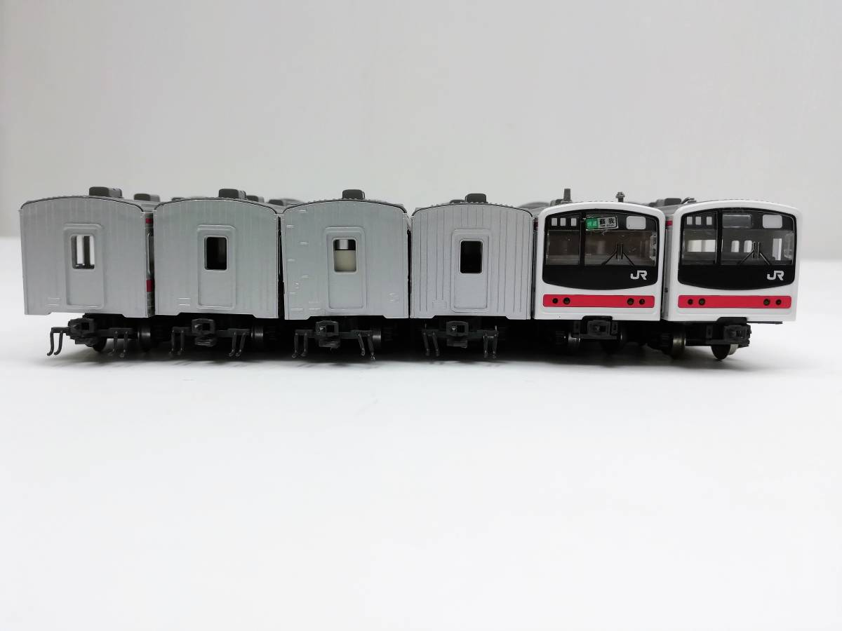 KATO 10-404 205系 京葉線色6両基本セット  本文に詳細画像掲載_画像3