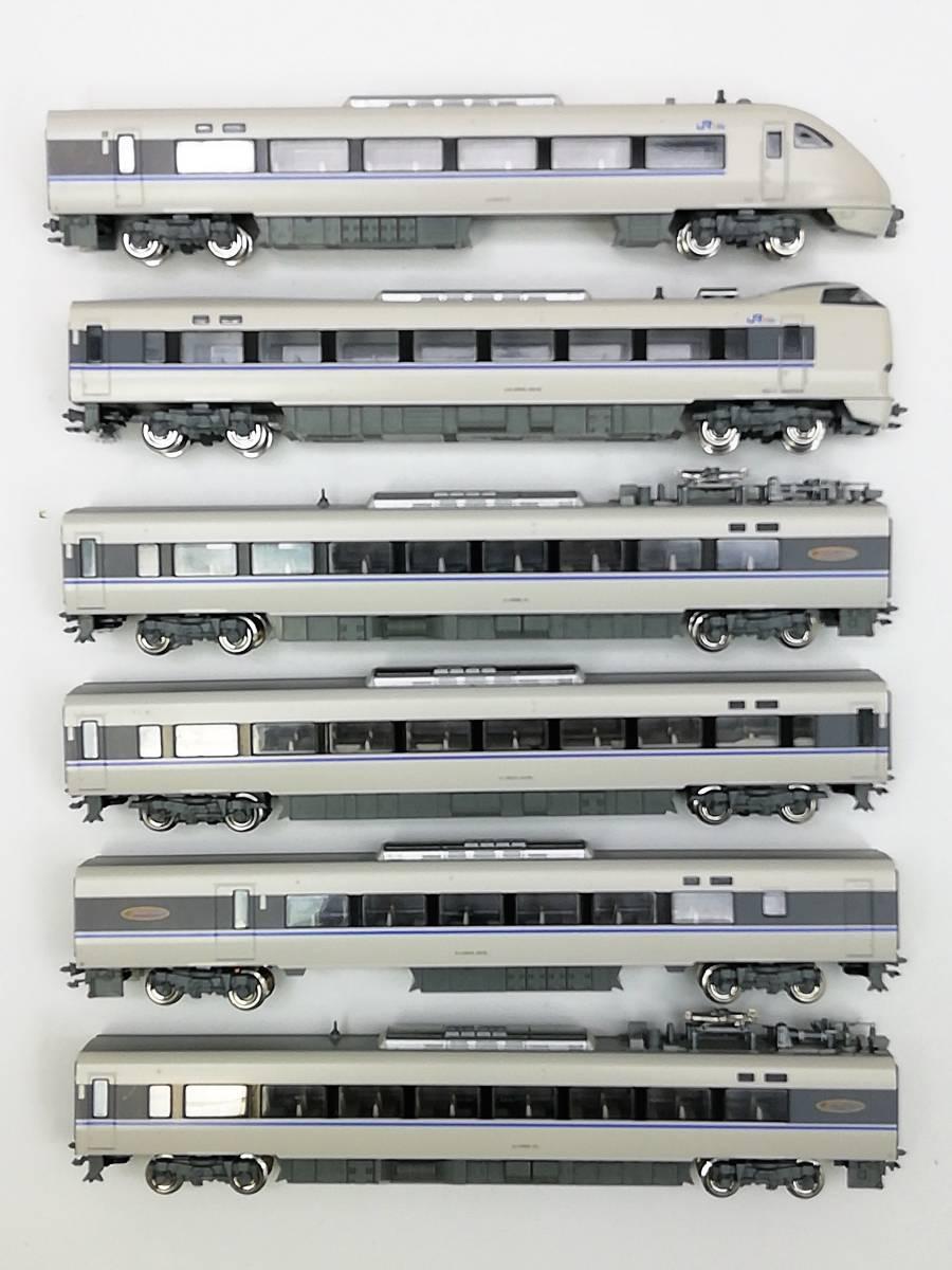 KATO 10-482 683系「サンダーバード」6両基本セット_画像8