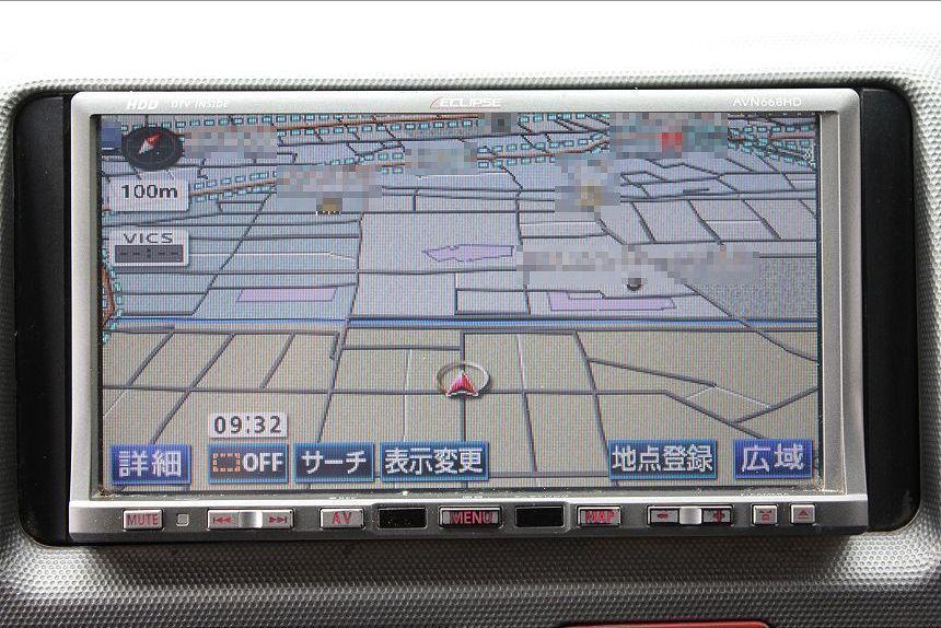 ★H21ハイエース3.0L スーパーGL ディーゼルターボ 4WD/社外HDDナビ/地デジ フルセグTV/ETC/コーナーセンサー/リアスライディングガラス /_画像9