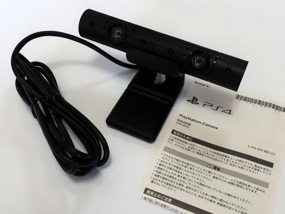 【中古美品】PSVR PlayStation VR Special Offer カメラ同梱 CUHJ-16007 (長期保証・おまけ付き)_画像5