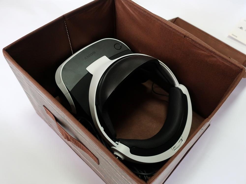 【中古美品】PSVR PlayStation VR Special Offer カメラ同梱 CUHJ-16007 (長期保証・おまけ付き)_画像10