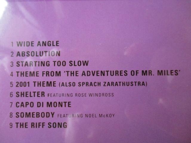 The James Taylor Quartet/Absolute J.T.Q. Live ジェイムス・テイラー・カルテット91年白熱のライブの、大傑作大名盤♪国内盤帯有り♪廃盤_画像3