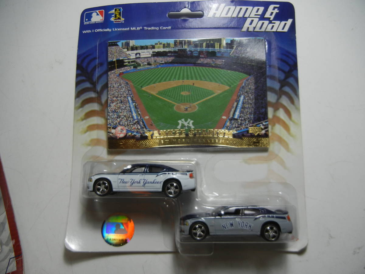 Σ pine . preeminence .yan Keith MLB 2009 year world series victory memory Bob ru head yan Keith minicar etc. together 7 point unopened contains