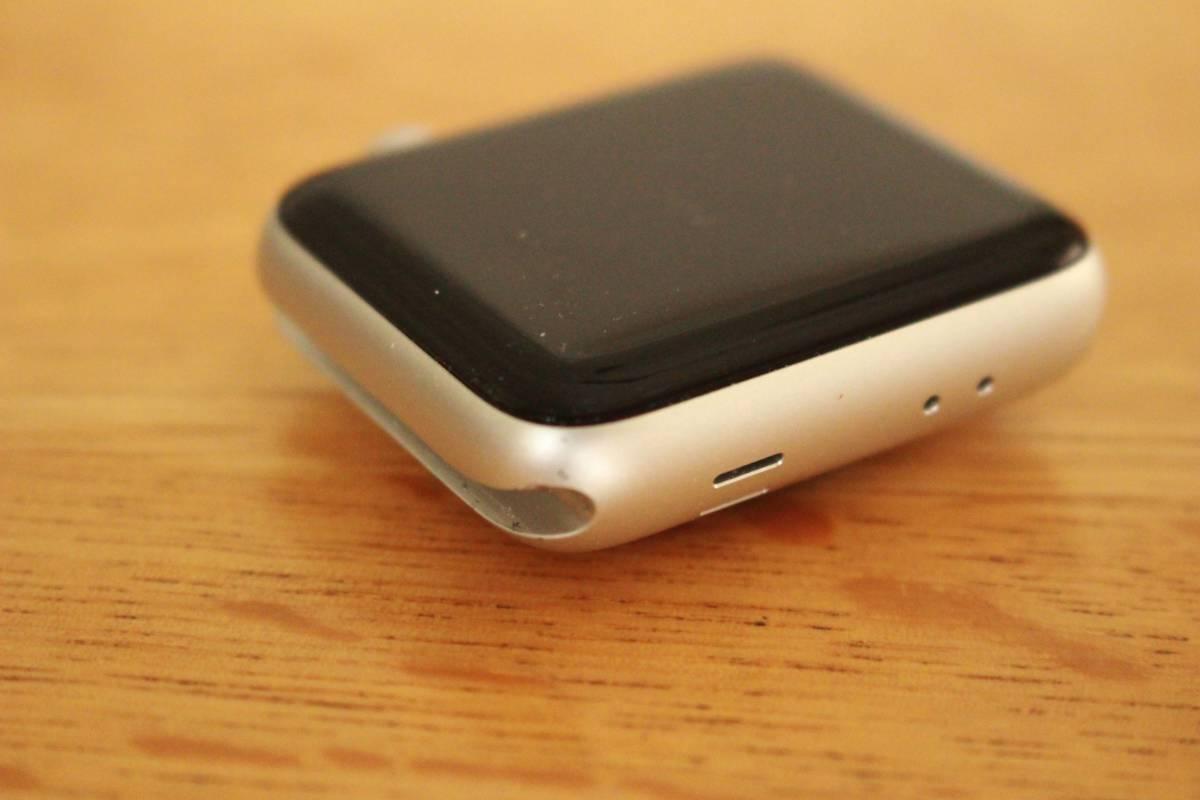 Apple Watch Series3 アップルウォッチ3 ナイキ Nike+ GPS + Cellular 42mm アップルウォッチ セルラー_画像7