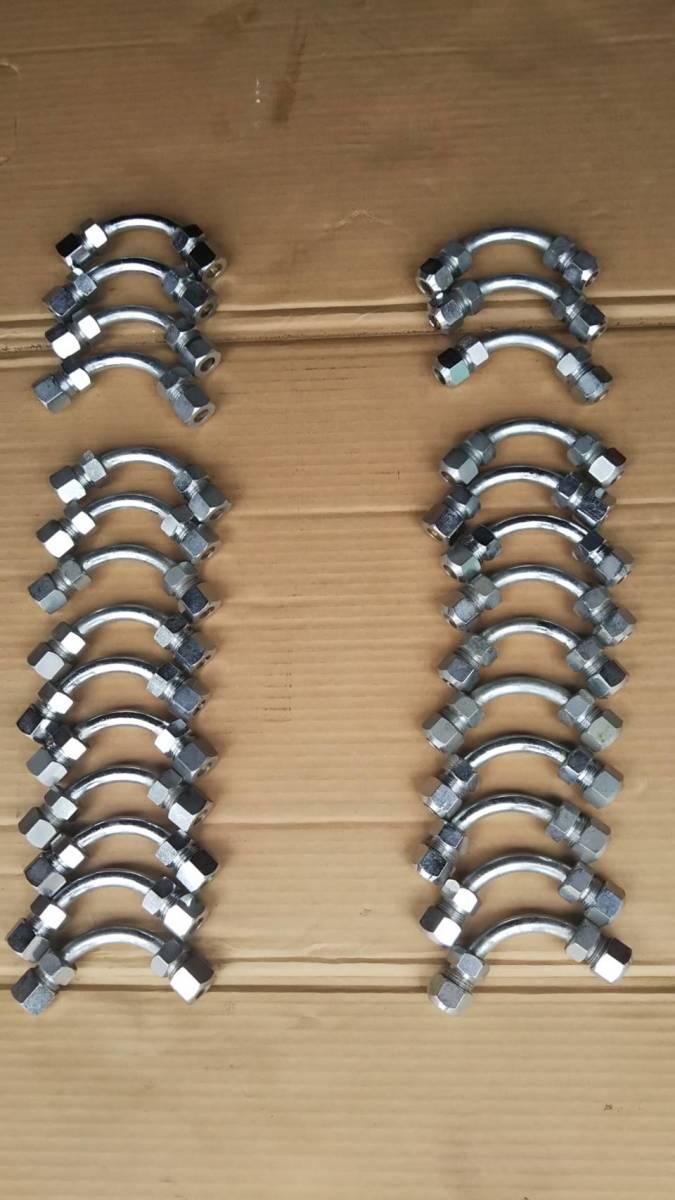 「油圧銅配管用 エルボ型 中間くい込み継手」の画像1