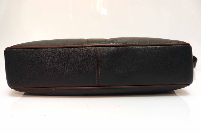 【美品】dunhill London ダンヒル  ビジネスバッグ  ブリーフケース メンズ レザー ショルダー付き ビジネス鞄 かばん _画像4