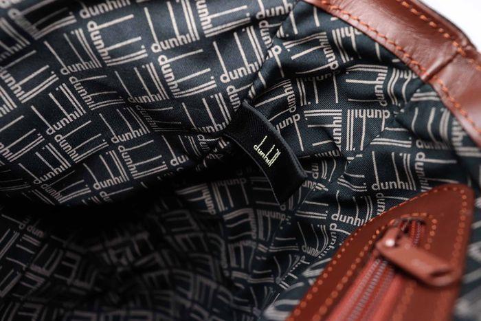 【美品】dunhill London ダンヒル  ビジネスバッグ  ブリーフケース メンズ レザー ショルダー付き ビジネス鞄 かばん _画像10