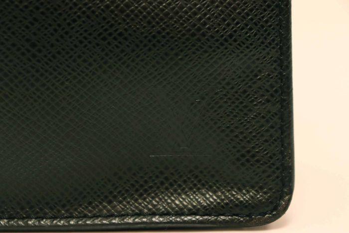 【美品】Louis Vuitton ルイヴィトン タイガ アンガラ ビジネスバッグ ブリーフケース メンズ アルドワーズ ブラック ビジネス鞄 _画像8