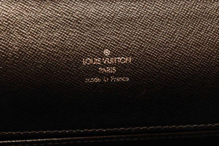 【美品】Louis Vuitton ルイヴィトン タイガ アンガラ ビジネスバッグ ブリーフケース メンズ アルドワーズ ブラック ビジネス鞄 _画像9