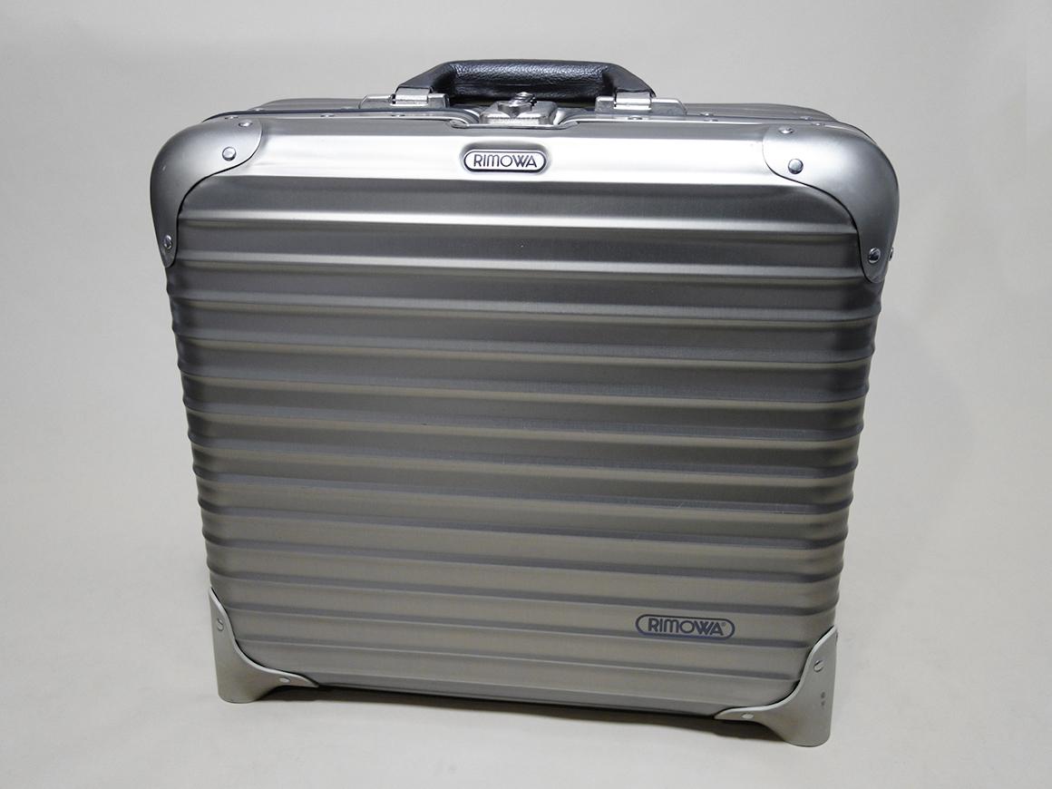 RIMOWA TOPAS PREMIUM リモワ トパーズ プレミアム ビジネストロリー 944.40 25L 2輪 スーツケース/ステルス デラックス サルサ salsa_画像1