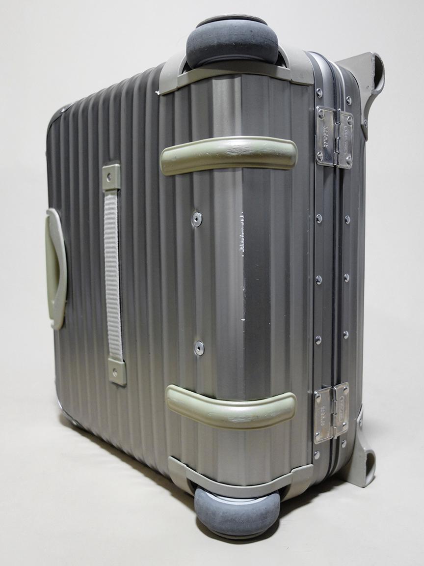 RIMOWA TOPAS PREMIUM リモワ トパーズ プレミアム ビジネストロリー 944.40 25L 2輪 スーツケース/ステルス デラックス サルサ salsa_画像6