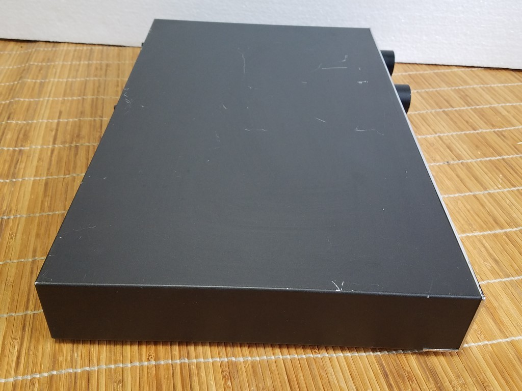 AURA オーラ VA-40 プリメインアンプ 英国製 動作品_画像9