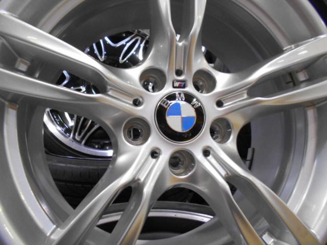 【売り切り】傷直し無しの綺麗品!! BMW F30 3シリーズ 純正 Mスポーツ スタースポーク 400M 18インチ ランフラットタイヤ付き_画像5