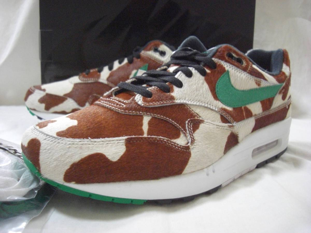 new goods DS 2019 NIKE x ATMOS AIR MAX 1 DLX ANIMAL PACK 3.0