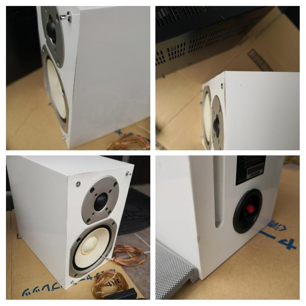 ONKYO/オンキョー FR-B8 MD/CDコンポ スピーカー_画像5