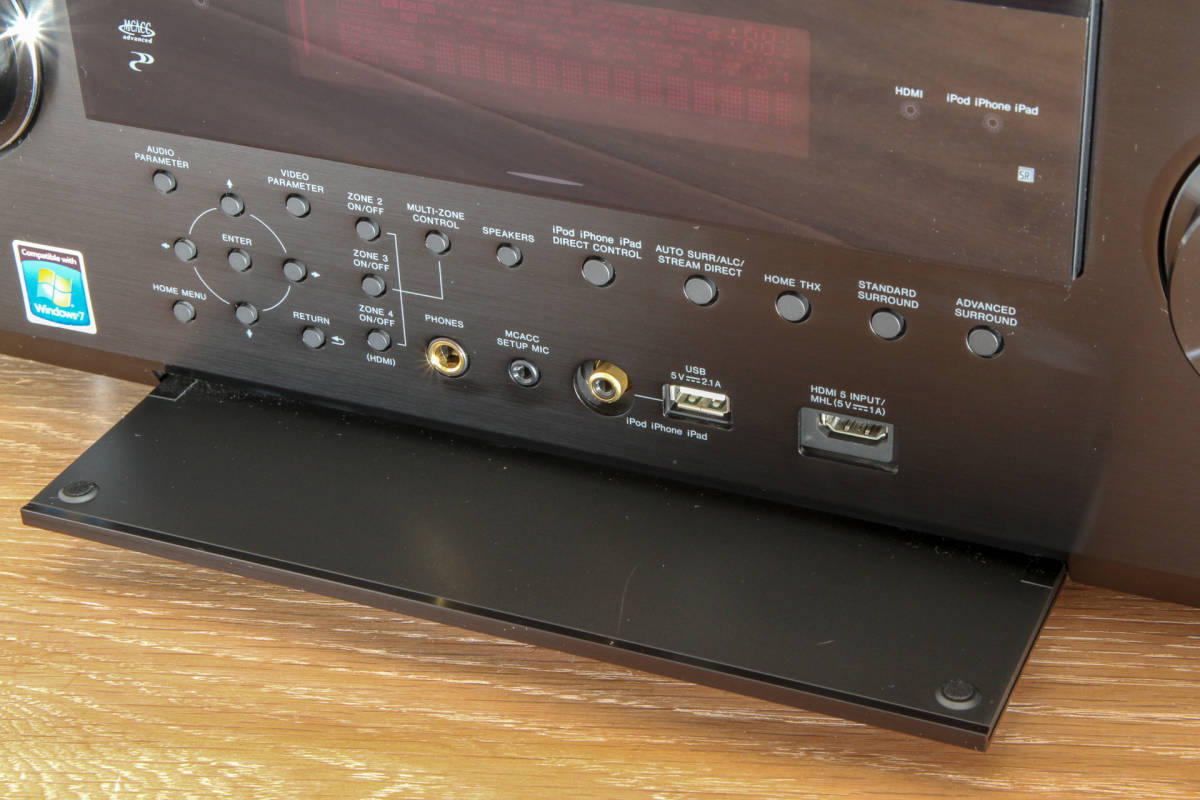 【送料無料】Pioneer パイオニア AVアンプ SC-LX76(中古)_画像3