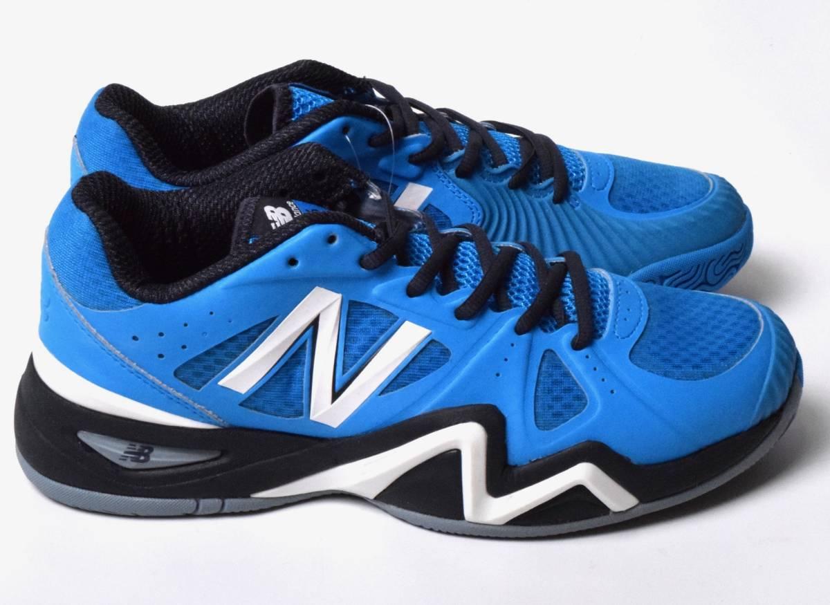 28c0a5855f97e 代購代標第一品牌- 樂淘letao - 未使用NB ニューバランスMC1296BG オールコートテニスシューズ25.5 ブルー