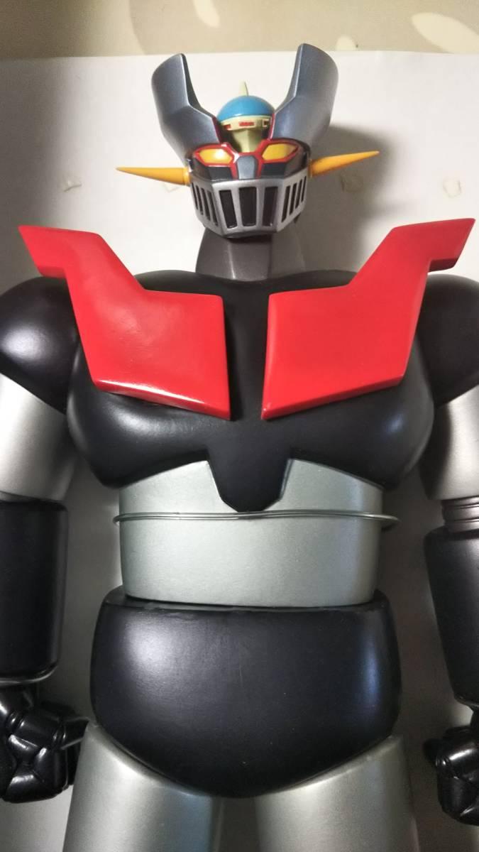 希少!マーミット スーパーロボット列伝 原作版オリジナルマジンガーZ_画像2