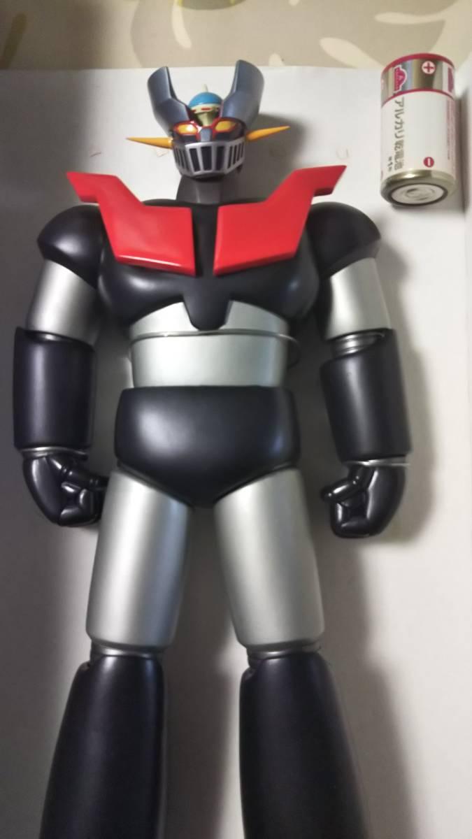 希少!マーミット スーパーロボット列伝 原作版オリジナルマジンガーZ_画像3