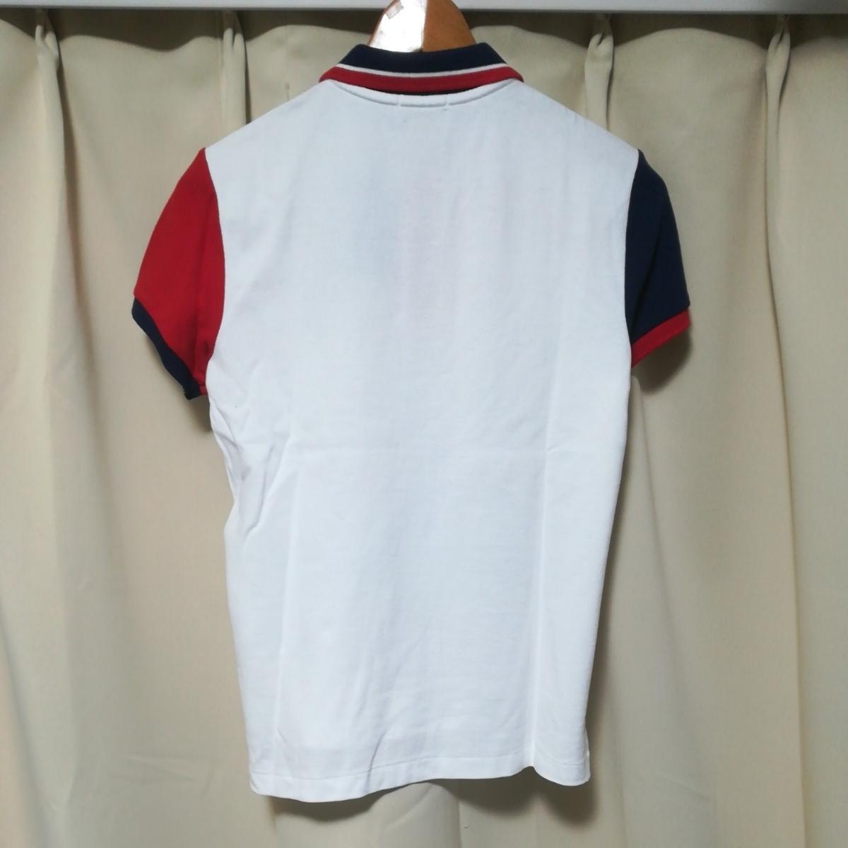 ラルフローレン ポロ レディース クラシックフィット ビッグポニー ポロシャツ XSサイズ_画像6