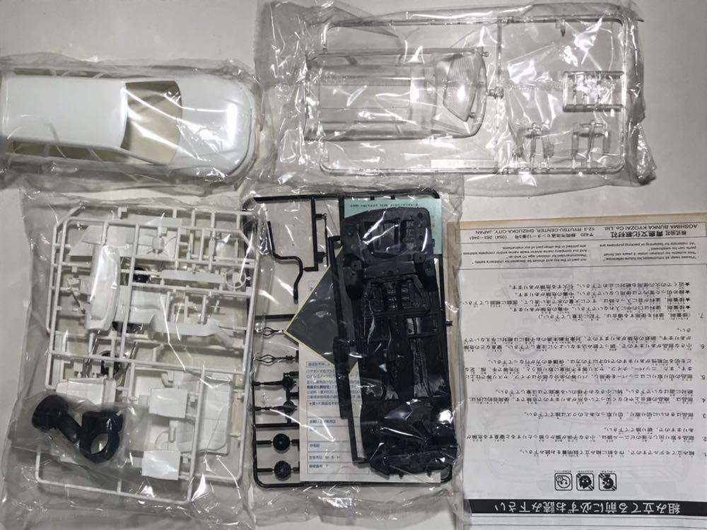 絶版 アオシマ プラモデル 1/24 レグナム VR-4 type-S 未組立_画像3