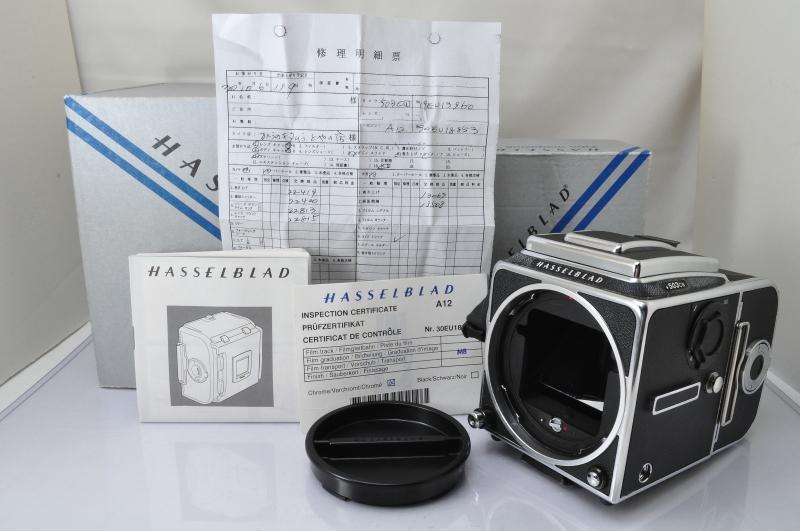 ★★極上品 Hasselblad 503CW Medium Format SLR Film Camera w/Box♪♪#4216