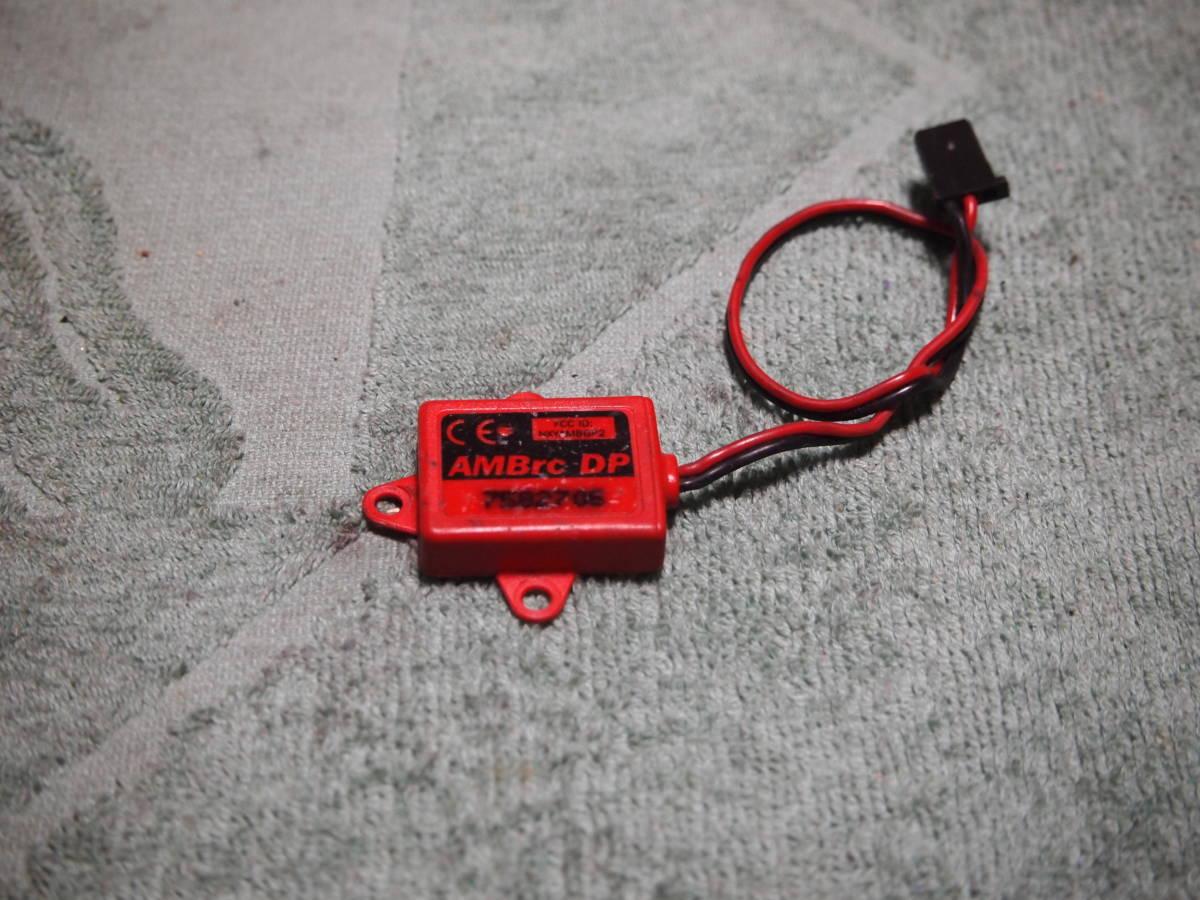 AMB トランスポンダー 美品 タミヤ 京商 ヨコモ 無限精機 サーパント インフィニティ XRAY HPI