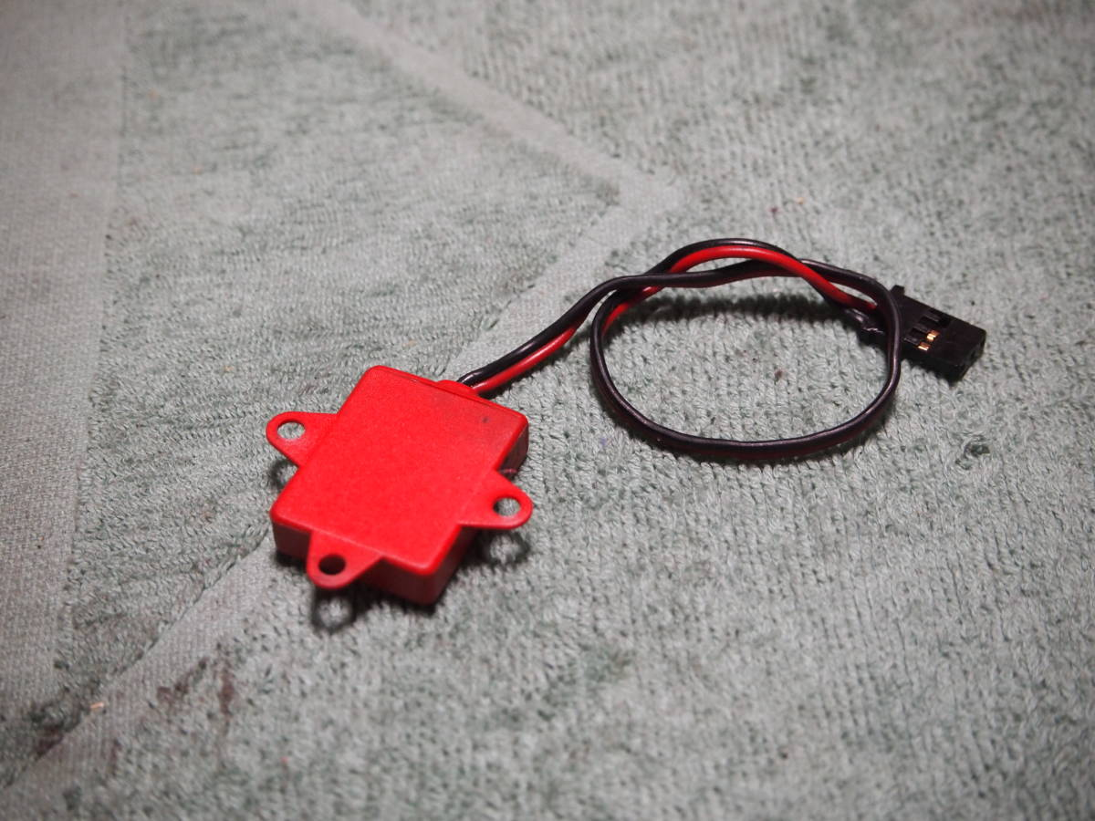 AMB トランスポンダー 美品 タミヤ 京商 ヨコモ 無限精機 サーパント インフィニティ XRAY HPI_画像2