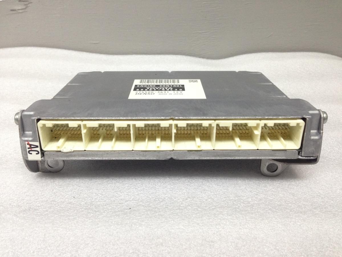 LS460 600 USF40 エンジンコントロールコンピューター 89661-50L30 後期 Fスポーツ_画像3