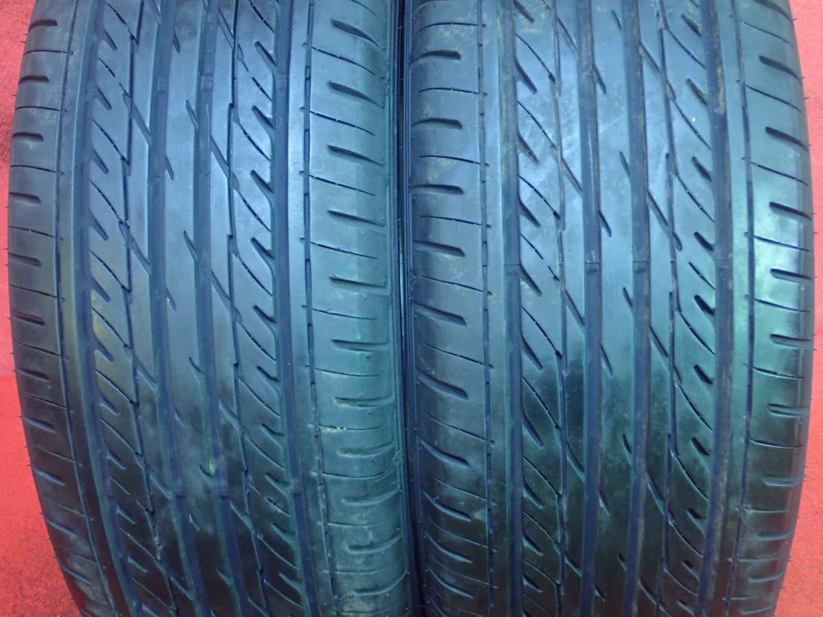 215/60R16● GOODYEAR GT-ECO STAGE / 中古 ★ 2本(T-42707)送料無料_画像2