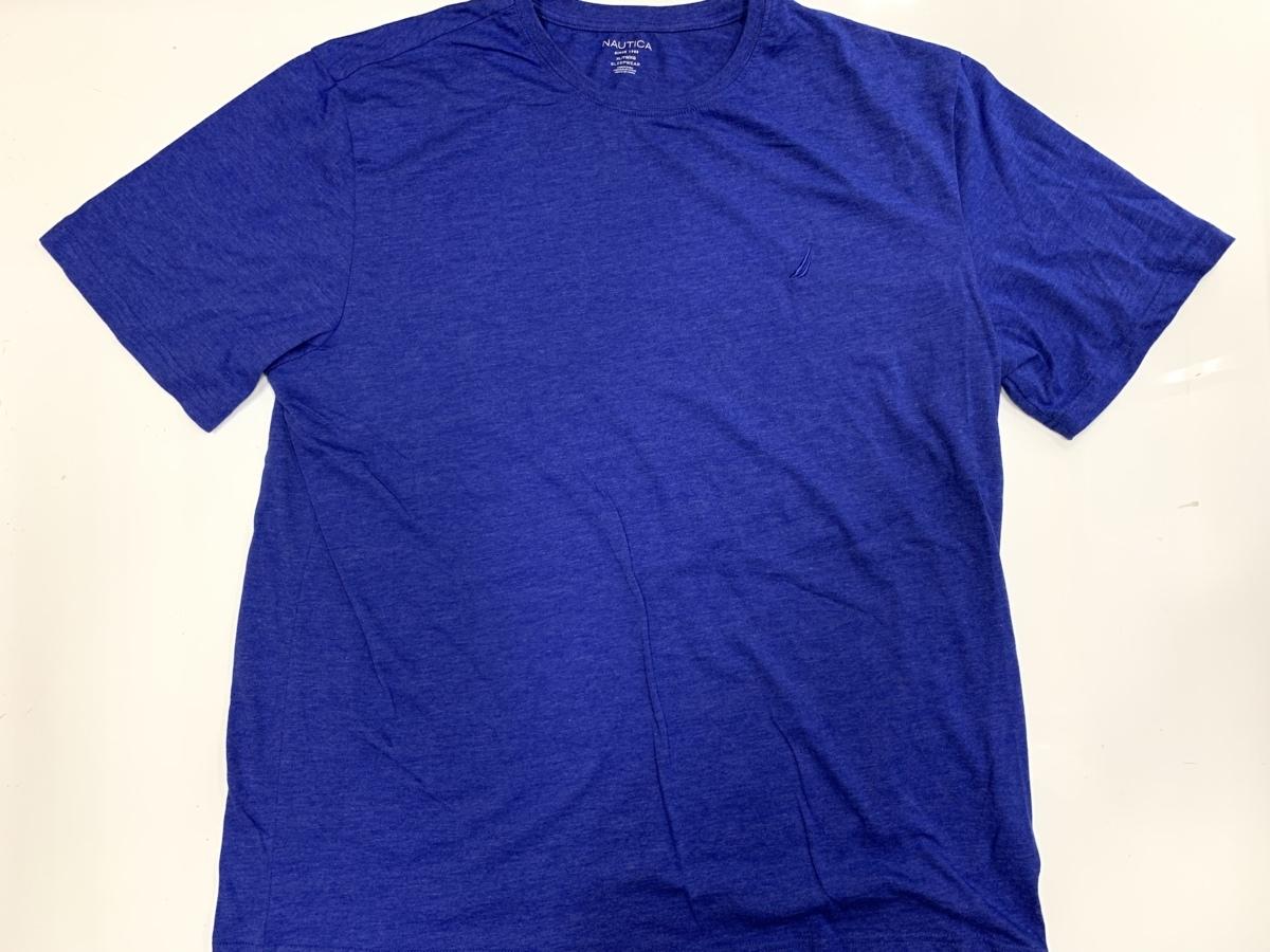 Nautica ノーティカ 半袖Tシャツ  Tシャツ サイズXL ストリート アメカジ 古着 BIGサイズ オーバーサイズ HIPHOP_画像1