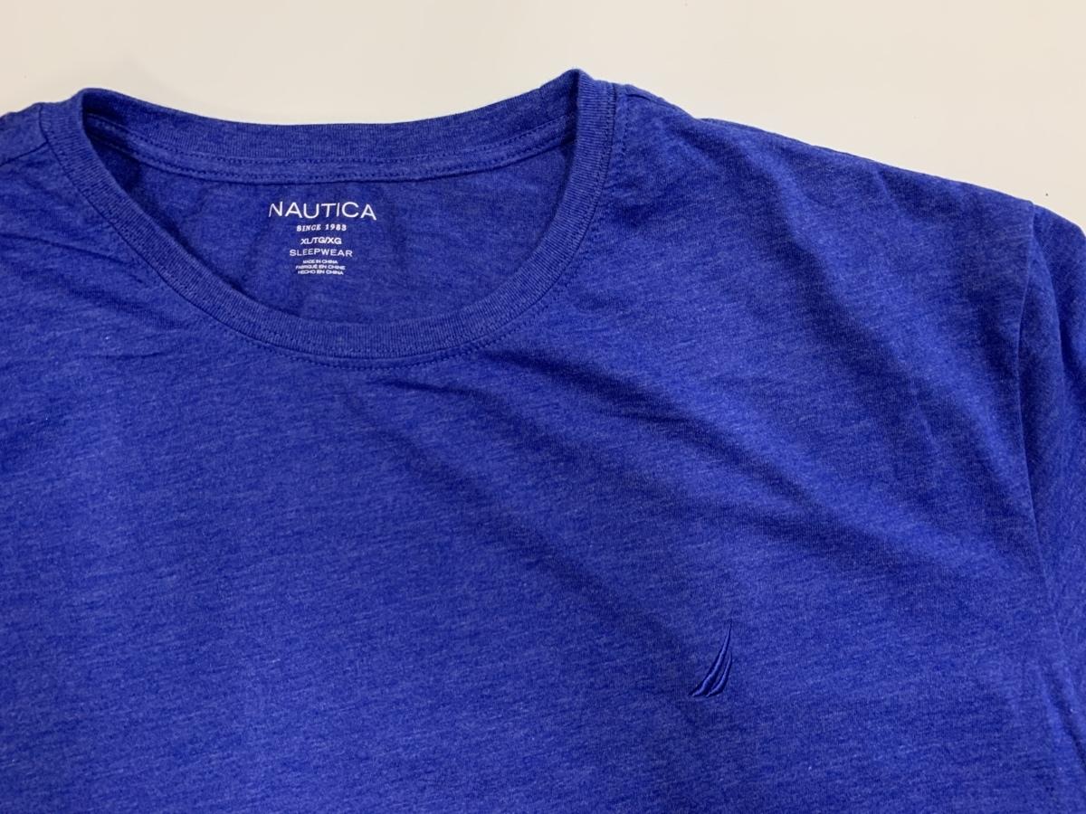 Nautica ノーティカ 半袖Tシャツ  Tシャツ サイズXL ストリート アメカジ 古着 BIGサイズ オーバーサイズ HIPHOP_画像3