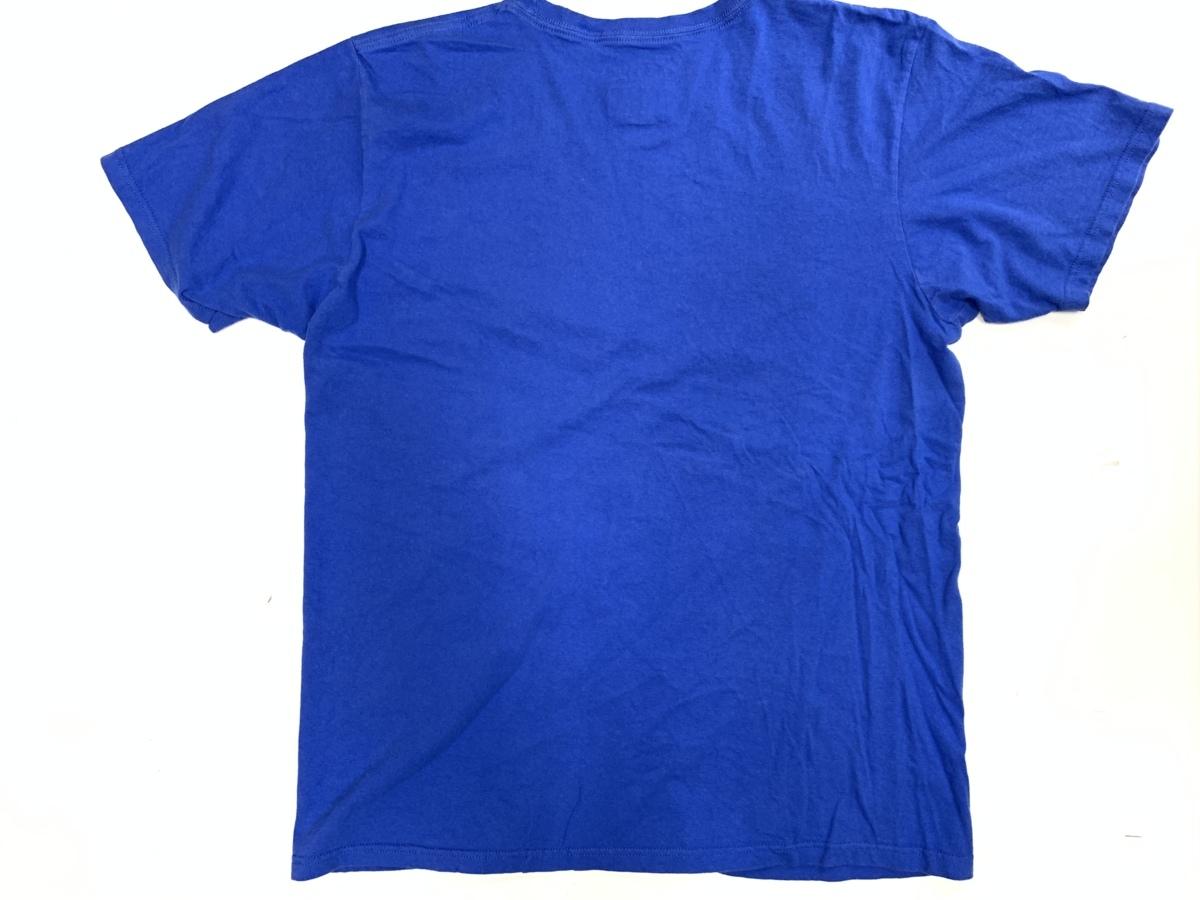Adidas アディダス quick don't qvit 半袖 Tシャツ サイズL  アメカジ スポーツ 古着 トレーニングウエア ジム タイダイ_画像4