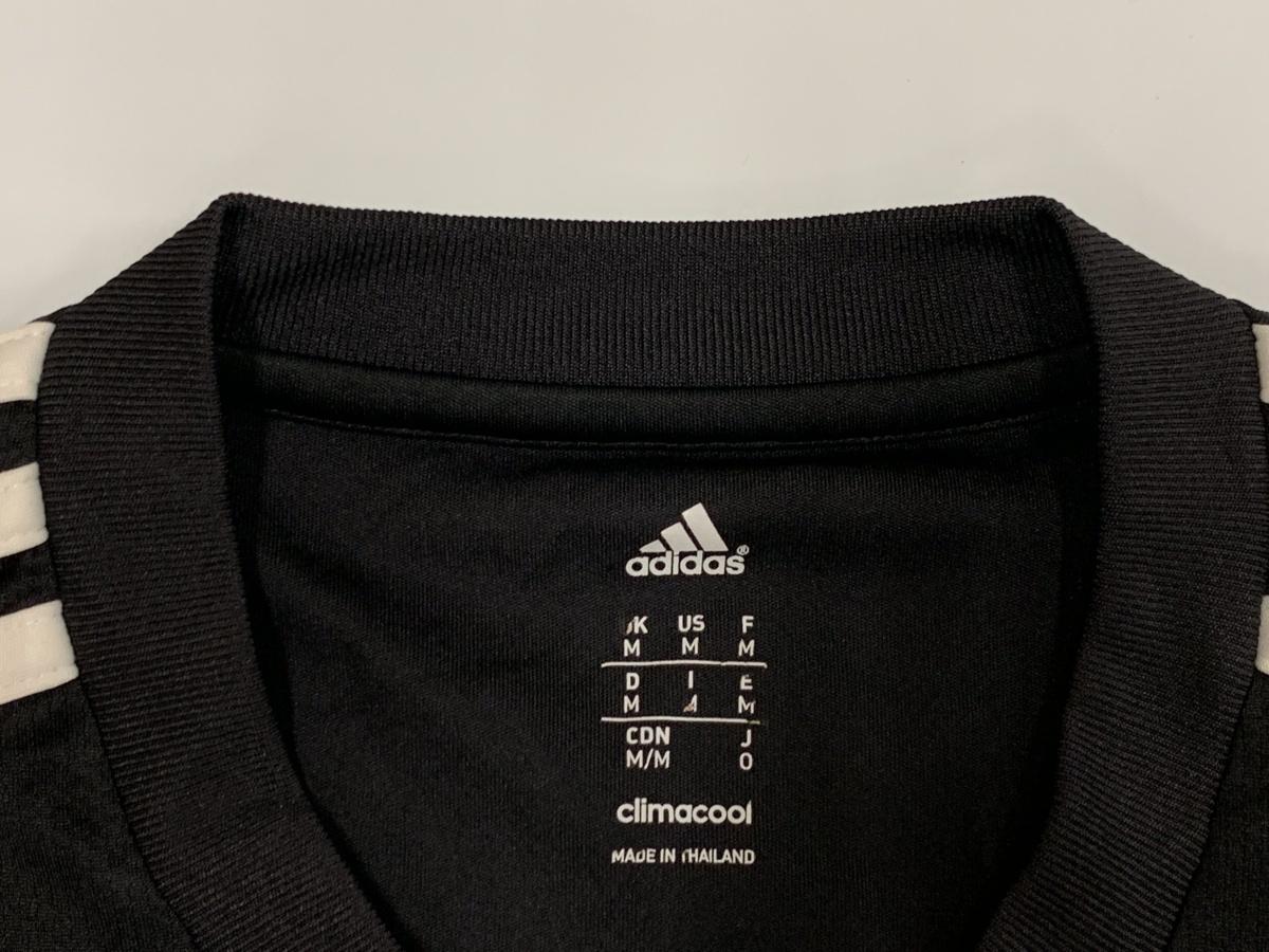 Adidas アディダス chicago alliance F.C.cimacool 半袖 Tシャツ サイズM アメカジ スポーツ 古着 フットボール_画像3