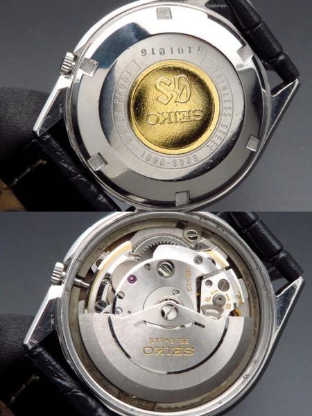 【OH済】1967年製 希少 レア グランドセイコー 6246-9001 アンティーク GS62 デイデイト ヴィンテージ 自動巻_画像7