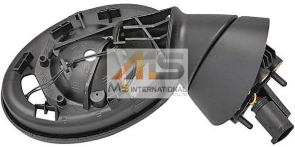 【M's】BMW MINI ミニ R50 R52 R53 One Cooper Cooper S 純正OEM品 ドアミラー ASSY 右側 格納機能付 51167192476 5116-7192-476_画像1