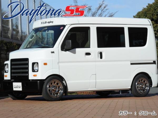 デイトナ DAYTONA SS 新品14インチ 5.0J/+42 & ハンコック Kinergy ECO2 155/65R14*軽自動車用 ※ホンダ Nシリーズ 4WD/Turboは不可_画像3