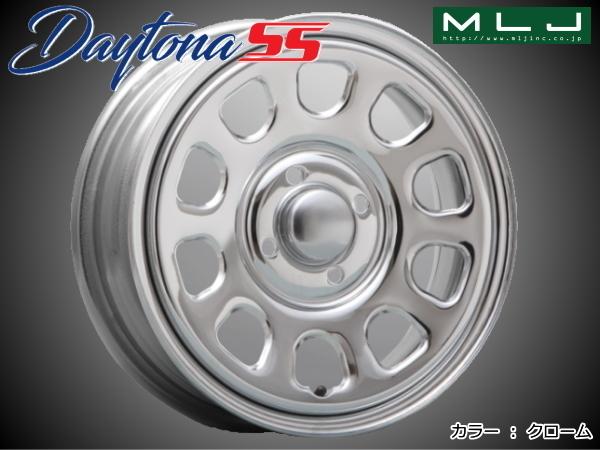 デイトナ DAYTONA SS 新品14インチ 5.0J/+42 & ハンコック Kinergy ECO2 155/65R14*軽自動車用 ※ホンダ Nシリーズ 4WD/Turboは不可_画像2