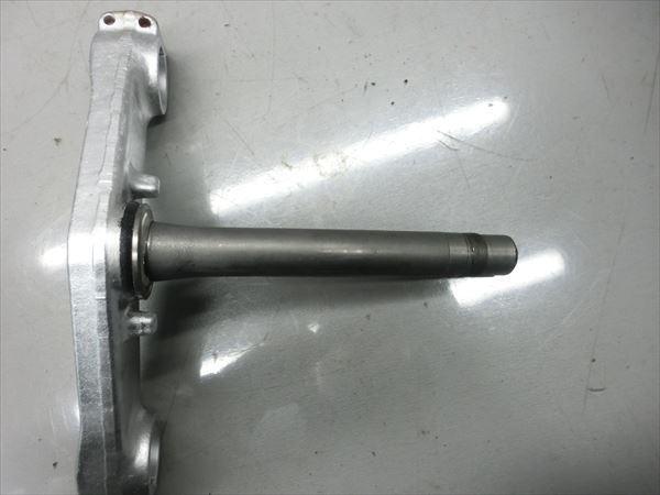 A4-0705 ヤマハ TW200 ステアリングステム 三又 純正品 【2JL-046~ 98年モデル 4CS4】_画像6