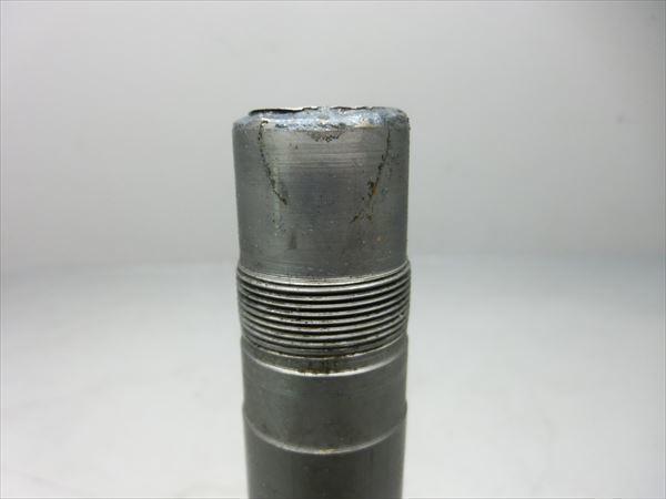 A4-0705 ヤマハ TW200 ステアリングステム 三又 純正品 【2JL-046~ 98年モデル 4CS4】_画像5