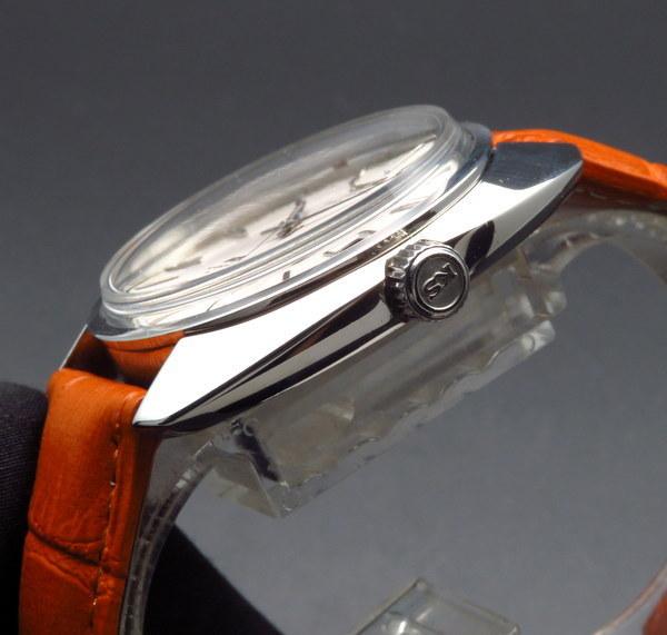 【OH済】1970年製 アンティーク キング セイコー 4502-8010 45KS ハイビート クロノメーター 手巻 ヴィンテージ_画像6