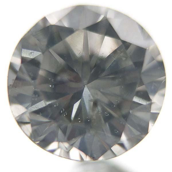 ■中央宝石研究所■ 0.149ct G I-1 FAIR NONE 天然ダイヤモンド ルース ソーティング付き_画像2
