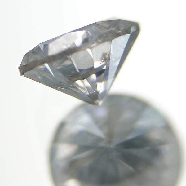 ■中央宝石研究所■ 0.149ct G I-1 FAIR NONE 天然ダイヤモンド ルース ソーティング付き_画像4