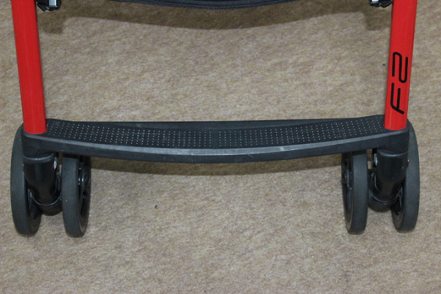 コンビ ベビーカー F2 AB-240 カーマインレッド B型_画像3