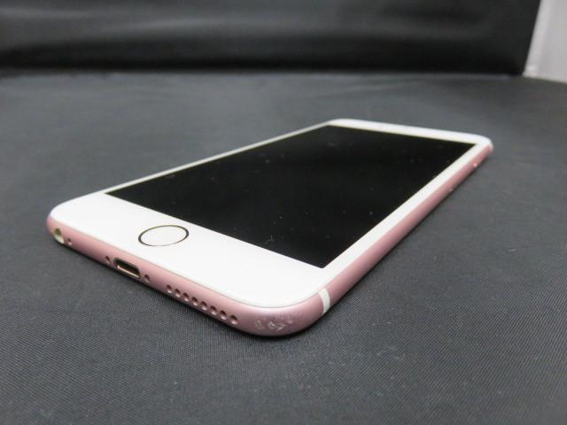 即決 中古 動作確認済み apple アップル iphone6s Plus 64GB ローズゴールド MKU92J/A モデル A1687 au KDDI 判定〇 バッテリー残81%_画像5