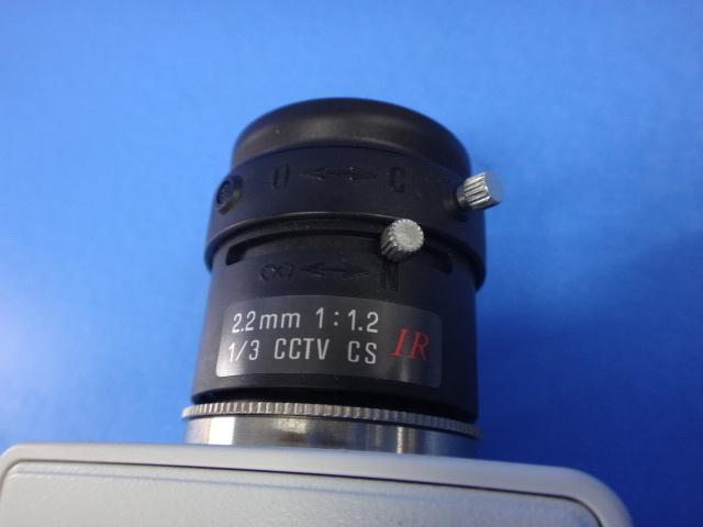 ▲ LG1246)・保証有 AXIS アクシス 【M1103】 ネットワークカメラ 領収書可 _画像2