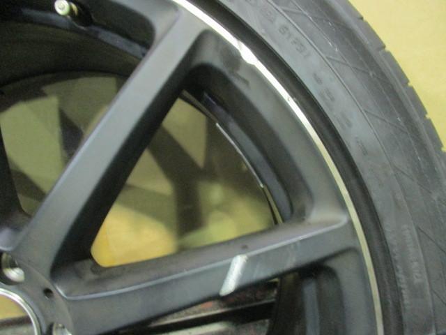 ベンツ純正 W222 Sクラス AMG S63L AMG 20インチ AMGアルミホイールタイヤ付1本 20×9、5J ET39 _画像5