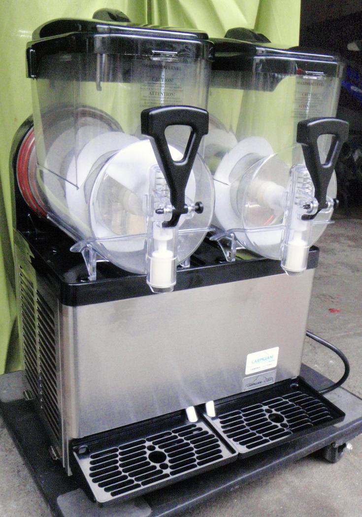 ◆分解清掃整備済!カルピジャーニ/CARPIGIANI社製 グラニータマシン GRANISMART 2 TS-E/グラニスマート2◆_画像1